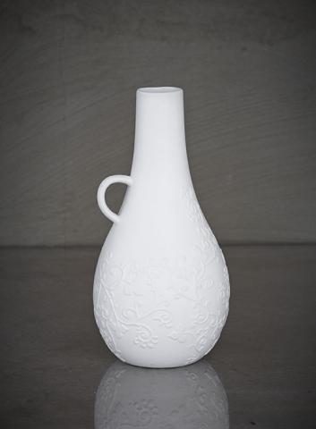 Blomvas Stilleben Blom vase från Cult design. Färg: Vit.