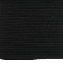 Pontus en bomullsmatta i svart. Färg: Svart.