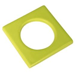 Change ljusmanchett från Cult design. Färg: Lime.