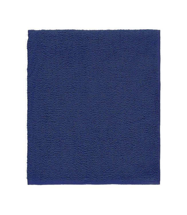Selma en frottehandduk från Noble house. Färg: Mörkblå.