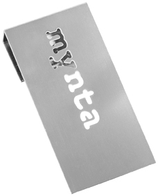 Tag Mynta från Cult design. Färg: Metall.