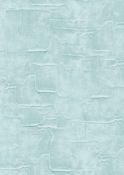 Betong en vaxduk på metervara från Redlunds Färg: Ljusblå med ett betongmönster. Bredd 140 cm.