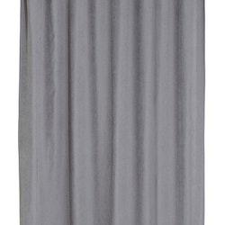 Cedrick är ett underbart mjukt gardinset med multiband. Färg: Grå.