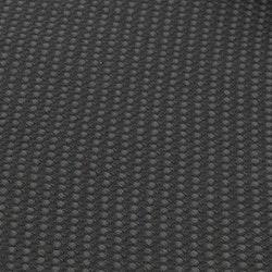 Leon en vävd bomullslöpare. Färg: Svart och grå.