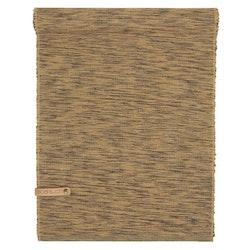 Sense melange en melerad ripslöpare, art.nr 22854-84. Färg: Ljusbrun och svartmelerad.