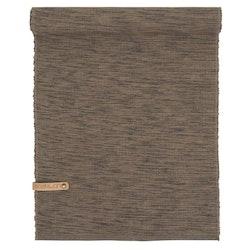Sense melange en melerad ripslöpare, art.nr 22854-86. Färg: Brun och svartmelerad.