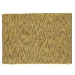 Sense melange en melerad ripstablett, art.nr 22855-15. Färg: Gul och svartmelerad.