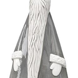 Frostige Frej grey ytterligare en underbar tomte från Cult design. Färg: Grå och vit.