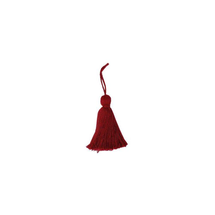 Nyckeltofs i bomull, art.nr 0820-00-004. Färg: Röd.