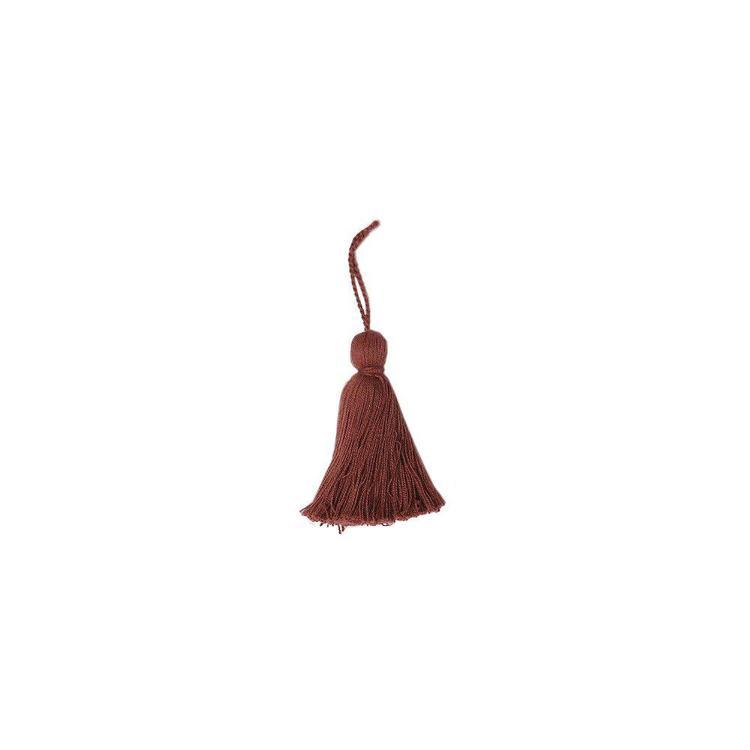 Nyckeltofs i bomull, art.nr 0820-00-006. Färg: Rost.