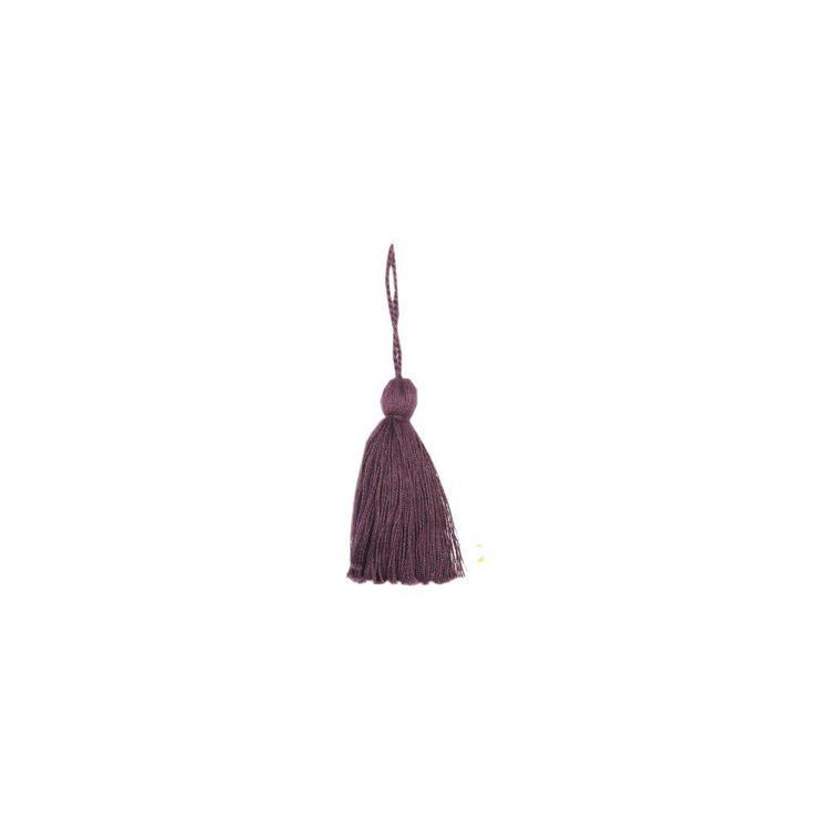 Nyckeltofs i bomull, art.nr 0820-00-087. Färg: Lila.