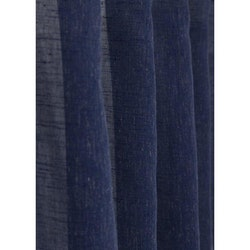 Micky ett gardinset med multiband, art.nr 9937-20-008. Färg: Mörkblå.