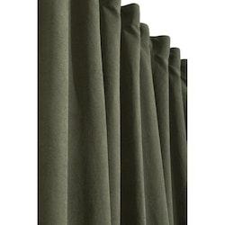 Cedrick är ett underbart mjukt gardinset med multiband. Färg: Grön.