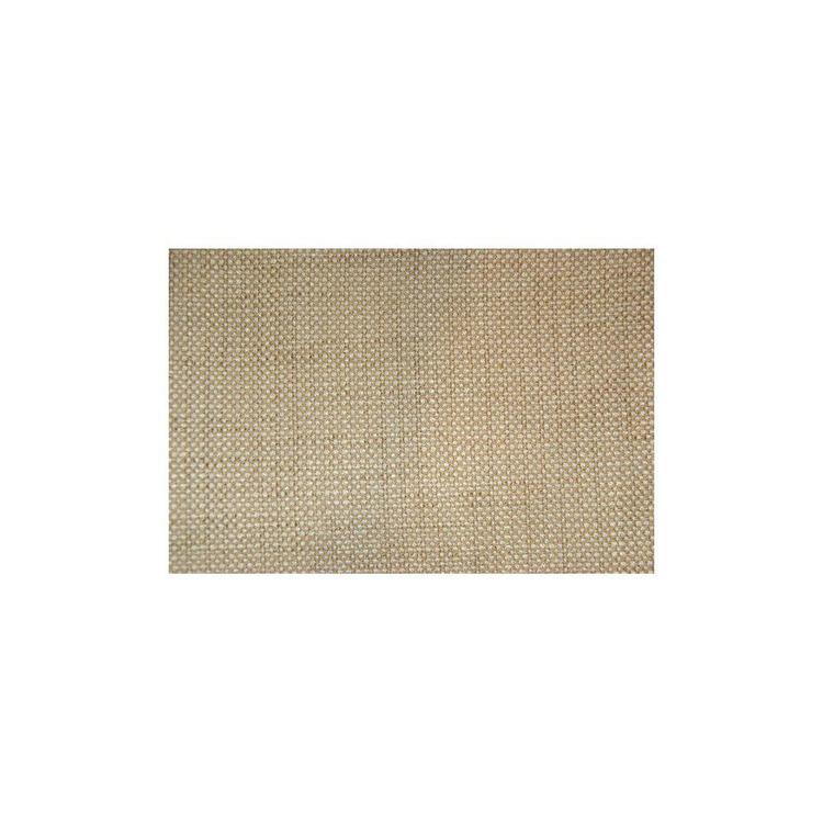 6075-00-002 en grovt vävd gardinkappa med kanal. Färg: Beige.
