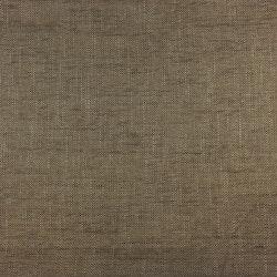 6075-00 en grovt vävd gardinkappa med kanal. Färg: Brun.