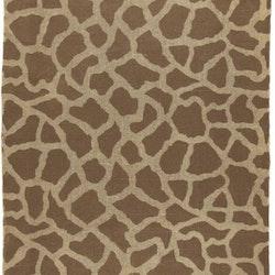 Martello en matta från Noble house. Färg: Brun och beige.