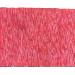 Malung en ripstablett i bomull från Gripsholm. Färg: Korall.