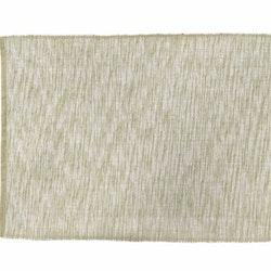 Malung en ripstablett i bomull från Gripsholm. Färg: Beige.