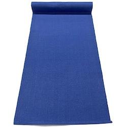 Löpare  i bomull. Färg: Blå.