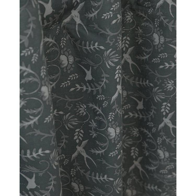Svalor en färdigsydd gardinkappa med multiband. Art.nr: 9632-57-088. Färg: Blå.