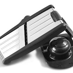 Mandolin från Kitchen essentials. Färg: Metall och svart.