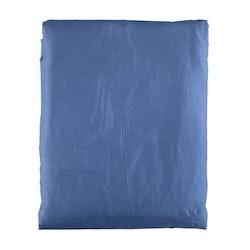 Dobby ett bäddset i satin från Gripsholm, art.nr  917216-42. Färg: Blå.