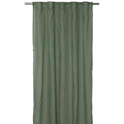 Boelo ett gardinset med multiband med lite extra längd. Art.nr 1028-20-007. Färg: Grön.