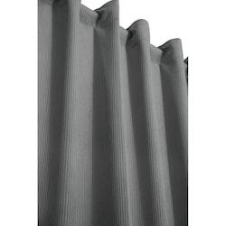 Chelly ett gardinset med multiband i sammet. Art.nr 9836-20-011. Grå.
