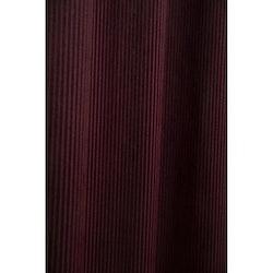 Chelly ett gardinset med multiband i sammet. Art.nr 9836-20-044.  Vinröd.