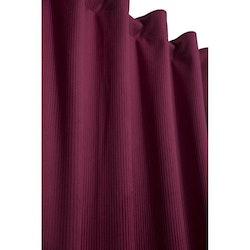 Chelly ett gardinset med multiband i sammet. Art.nr 9836-20-041.  Röd.