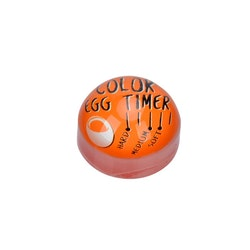 Basis äggtimer från Modern house. Färg: Orange.