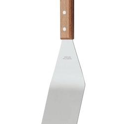 Grillspade från Tramontina. Färg: Blank metall och trä.