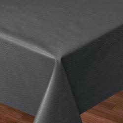 Black leather en vaxduk på metervara. Färg: Svart läderimitation.