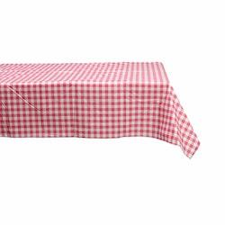 Rutan 2 är en rektangulär vaxduk från Noble house. Färg: Vit med rosa rutor.