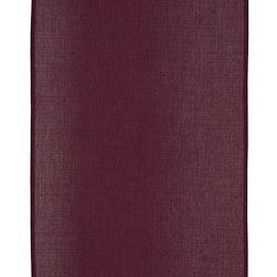 REA! Naom panelgardiner i 2 pack. Färg: Vinröd.