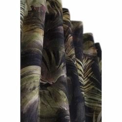 Gry ett gardinset med multiband i 100% bomull. Färg: Multifärgad.