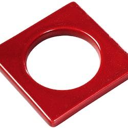 Change ljusmanchett från Cult design. Färg: Röd.