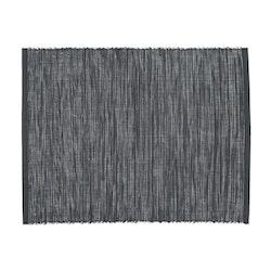 Malte en ripstablett i bomull från Gripsholm i 2-pack. Färg: Antrcitgrå.