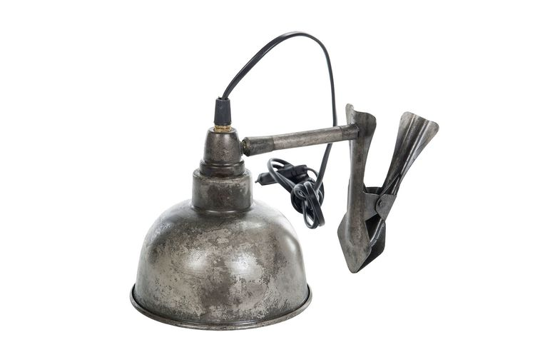 Lampa med Clip