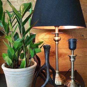 Lampfot 26 cm