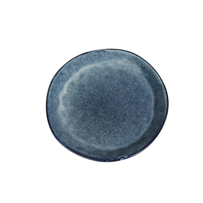 Assiett Blå