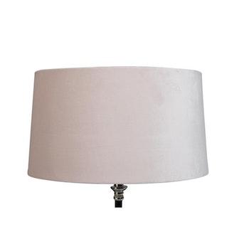 Lampskärm L Sammet