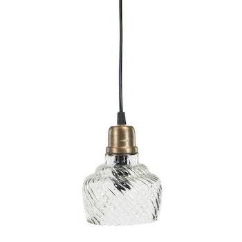 Hängande Lampa Glas