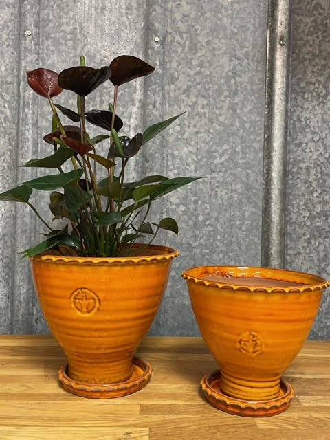 Kruka Sturehof Orange