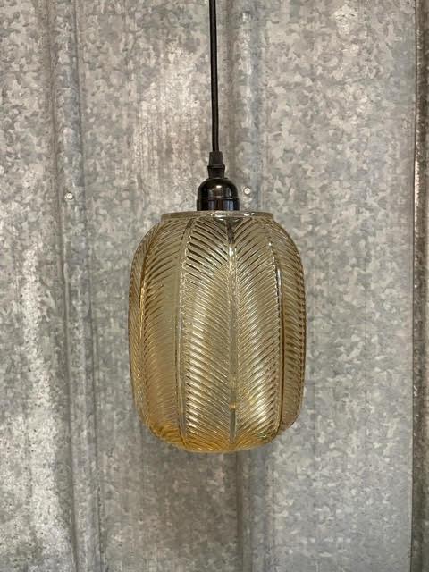 Kopia Fönsterlampa Glas