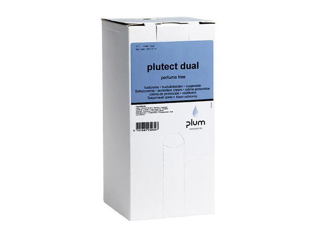 Hudvårdskräm PLUM Plutec Dual 0,7l