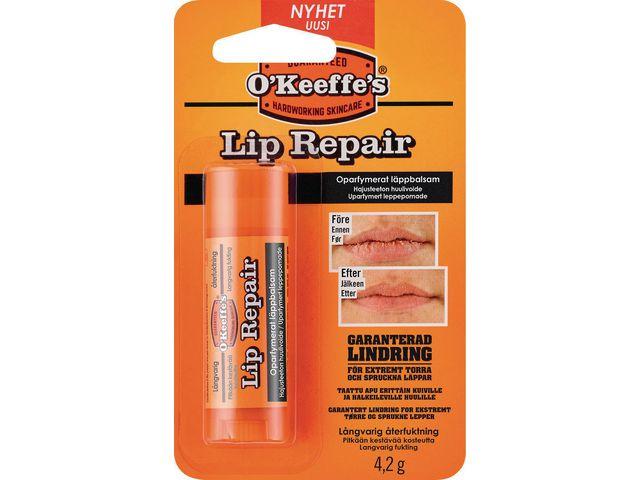 Läppbalsam OKEEFFES Lip Repair Oparf.