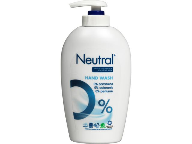 Cremetvål NEUTRAL oparfymerad 250ml