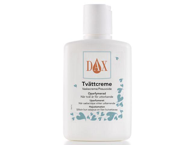 Tvål DAX Tvättcreme parfymfri 150ml