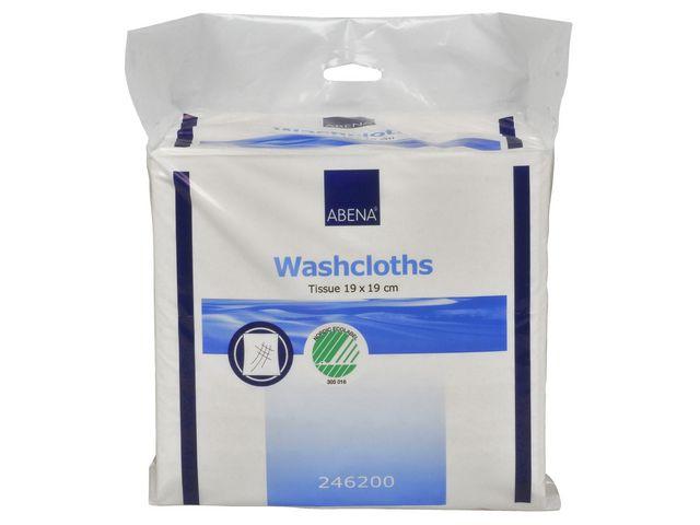 Tvättlapp Tissue 9-lags 19x19cm 1200/FP